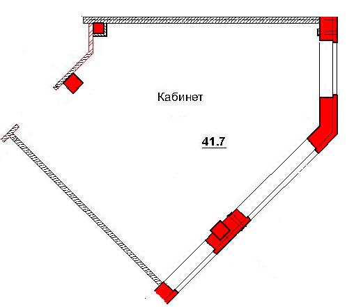 План помещения 1003 Труда 50а