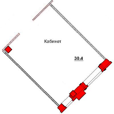 План помещения 1004 Труда 50а