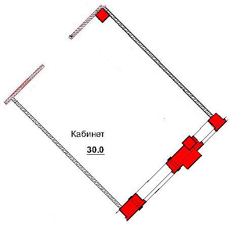 План помещения 1009 Труда 50а