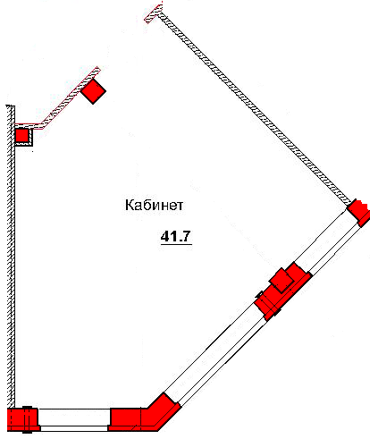 План помещения 1010 Труда 50а