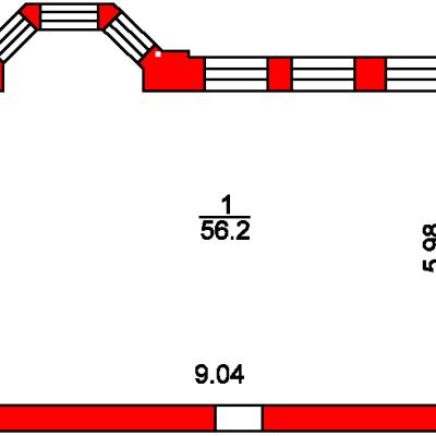 План помещения 1010 Пароменская 8а