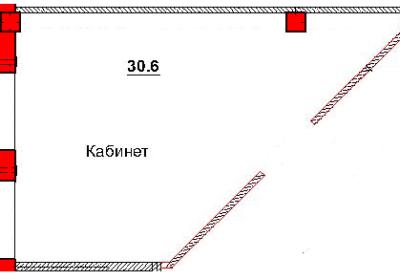 План помещения 1011 Труда 50а