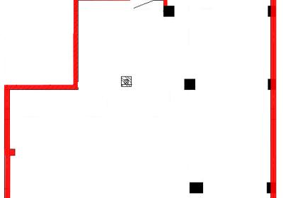 План помещения 1011 Труда 50 3 секция
