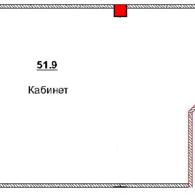План помещения 1012 Труда 50а