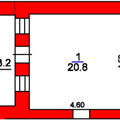План помещения 1013.1 Рижский 5а