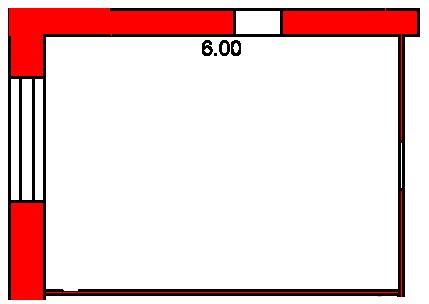 План помещения 1013.2 Рижский 5а