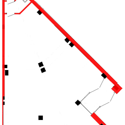 План помещения 1014 Труда 50 3 секция