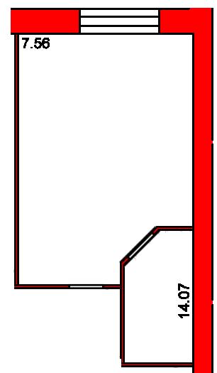 План помещения 1015.3 Рижский 5а