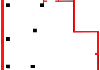 План помещения 1017 Труда 50 4 секция