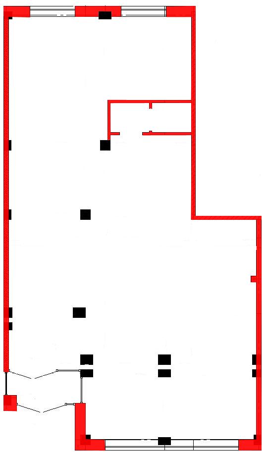 План помещения 1019 Труда 50 4 секция