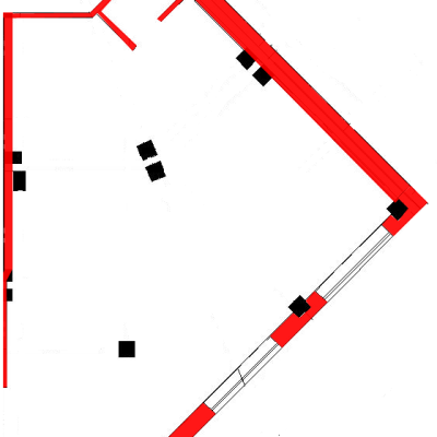 План помещения 1021 Труда 50 4 секция
